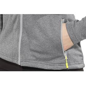 Meru W's Cannes Fleece Jacket Light Grey